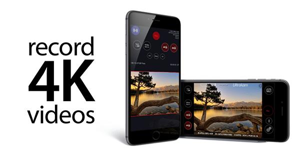 چگونه با فرمت 4K در آیفون 6S و 6S Plus فیلمبرداری کنیم؟
