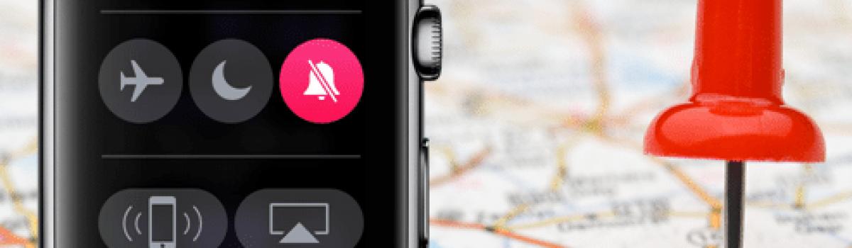آموزش یافتن آیفون توسط ساعت اپل یا iCloud