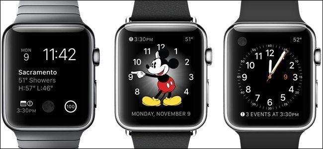 ساخت Watch Face های جدید برای ساعت اپل