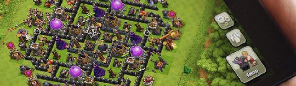 آموزش انتقال بازی Clash of Clans از iOS به اندروید
