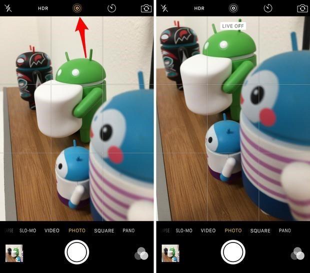 چگونه Live Photos را در آیفون 6S و آیفون 6S Plus غیر فعال کنیم