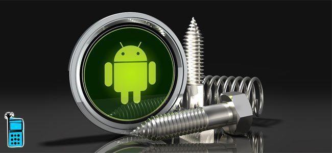 روت اندروید - android root