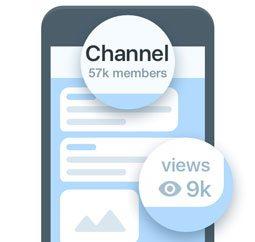 ساخت کانال تلگرام