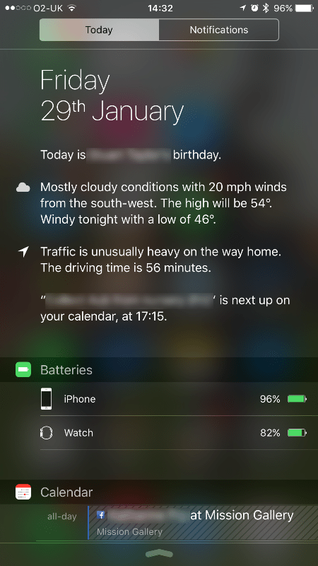 ساعت هوشمند Android Wear