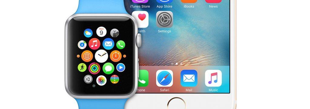 بروزرسانی اپل واچ apple watch