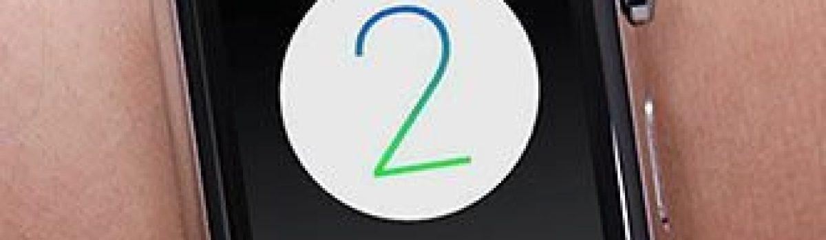 آموزش بروزرسانی اپل واچ به آخرین نسخه Watch OS