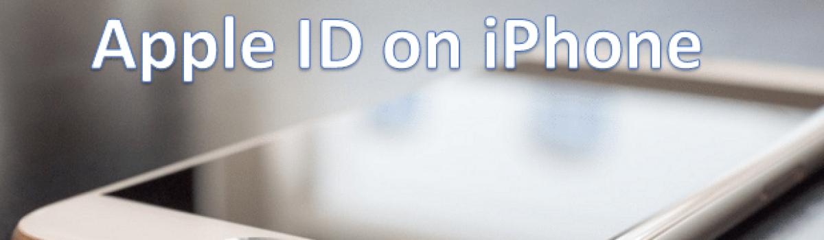 چگونه Apple ID شخصی دیگر را از آیفون خود حذف کنیم
