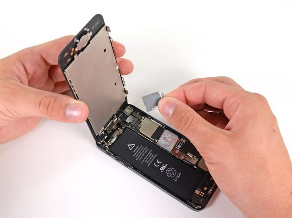 حل مشکل خرابی دکمه هوم آیفون iphone home button