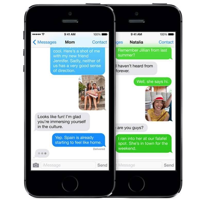 بازیابی پیامکهای حذف شده در آیفونها