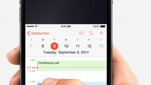 آموزش استفاده از قابلیت Reachability در گوشیهای آیفون