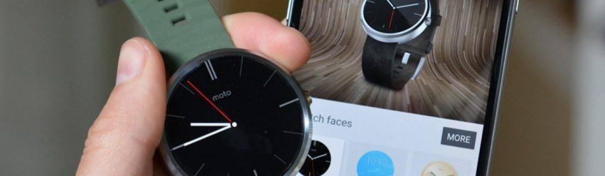 آموزش استفاده از ساعت هوشمند Android Wear با آیفون