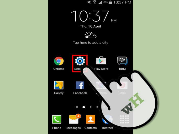 جلوگیری از اجرای اتوماتیک اپلیکیشنها prevent autostart