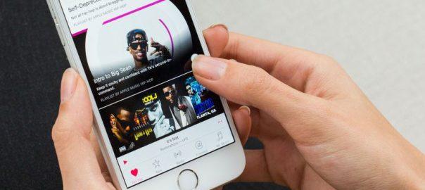 آموزش انتقال موزیک از کامپیوتر به آیفون در موبایل کمک