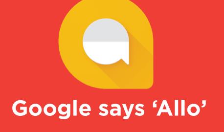 google allo گوگل الو