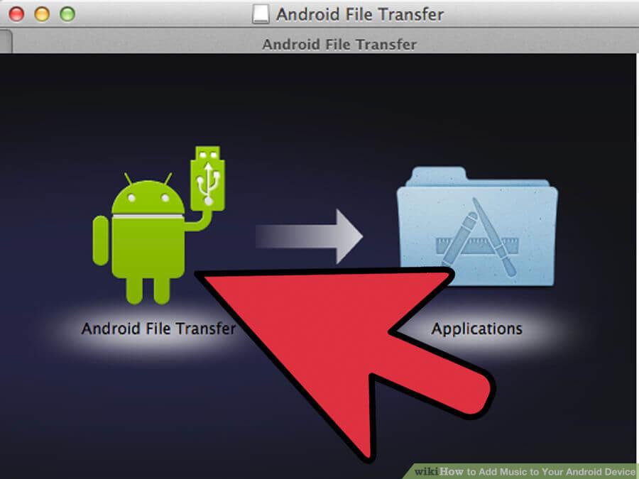انتقال فایلهای موزیک به دستگاههای اندرویدی transfer music to android