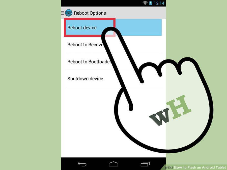 فلش کردن دستگاههای اندرویدی و نصب کاستوم کرنل flash android devices