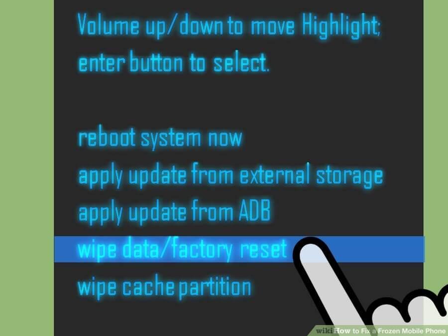 رفع مشکل فریز شدن گوشیهای اندروید solve android freeze