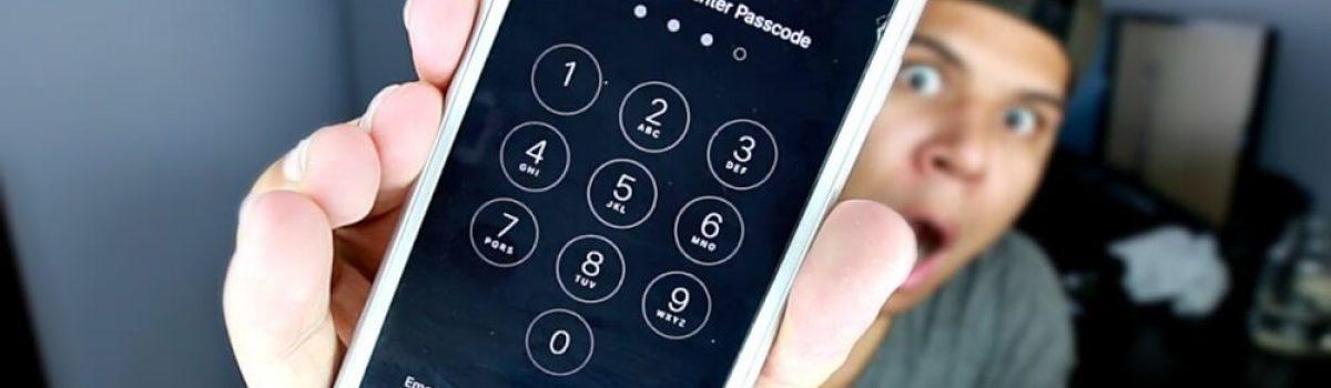در صورت فراموش کردن رمز عبور آیفون چه کنیم؟