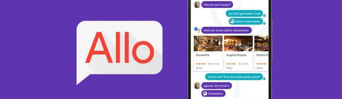 آموزش و راهنمای استفاده از برنامه Google Allo (گوگل الو)