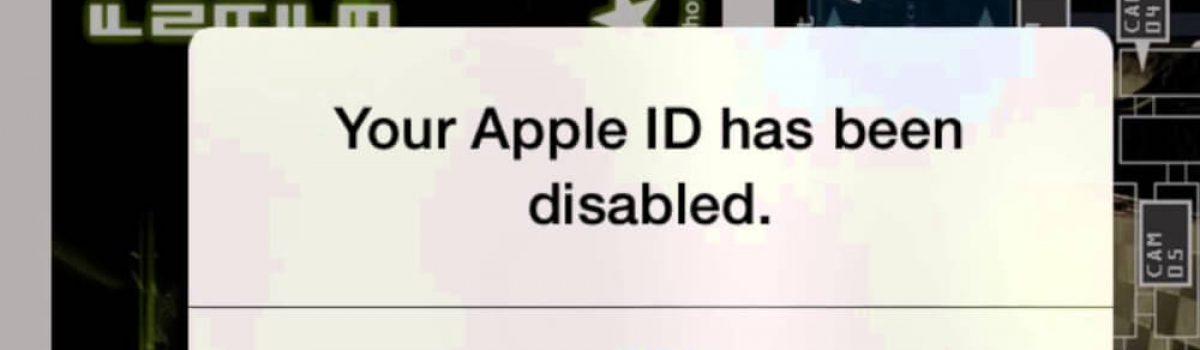 آموزش قفل گشایی یا باز کردن unlock قفل اپل آیدی Apple ID
