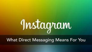 هر آنچه باید در مورد پیام خصوصی و دایرکت اینستاگرام بدانید