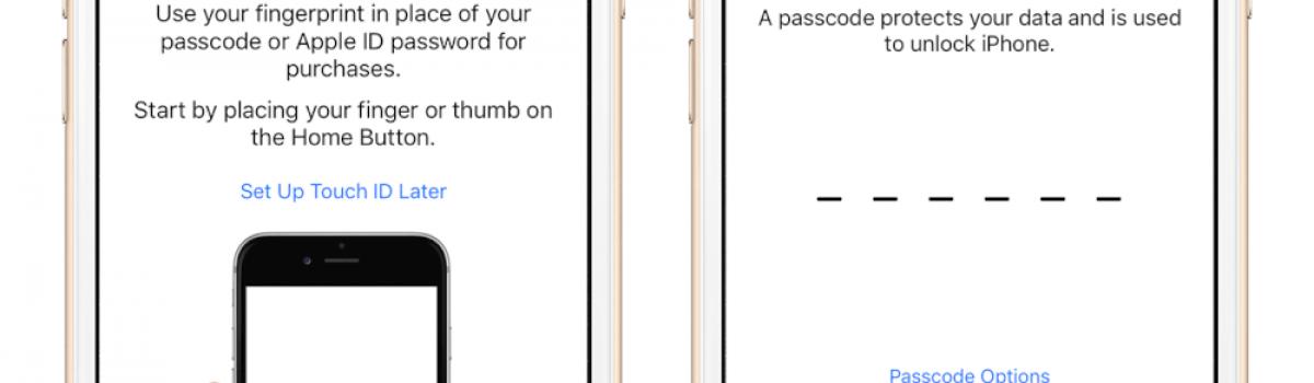 آموزش تنظیمات اولیه آیفون یا آیپد و مراحل راه اندازی دستگاه