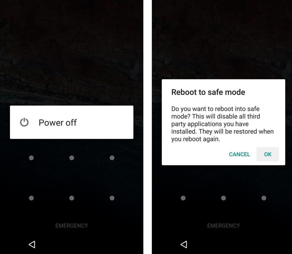قفل صفحه نمایش دستگاههای اندرویدی - androids secured lock screen
