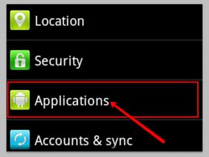 انتقال اپلیکیشنهای اندرویدی به کارت حافظه transfer android apps