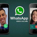 تماس تصویری در واتساپ