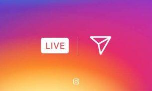 آموزش ارسال ویدیو زنده (Live Video) در استوریز اینستاگرام