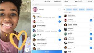 آموزش ارسال عکس های یکبار مصرف در دایرکت اینستاگرام