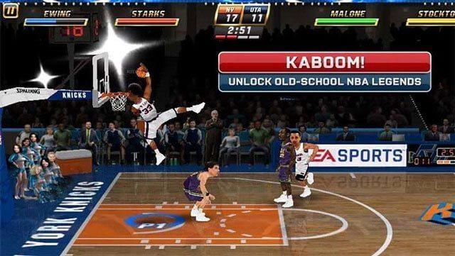 بازی اندرویدی NBA Jam