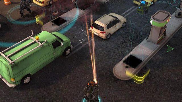 بازی اندرویدی XCOM: Enemy Within