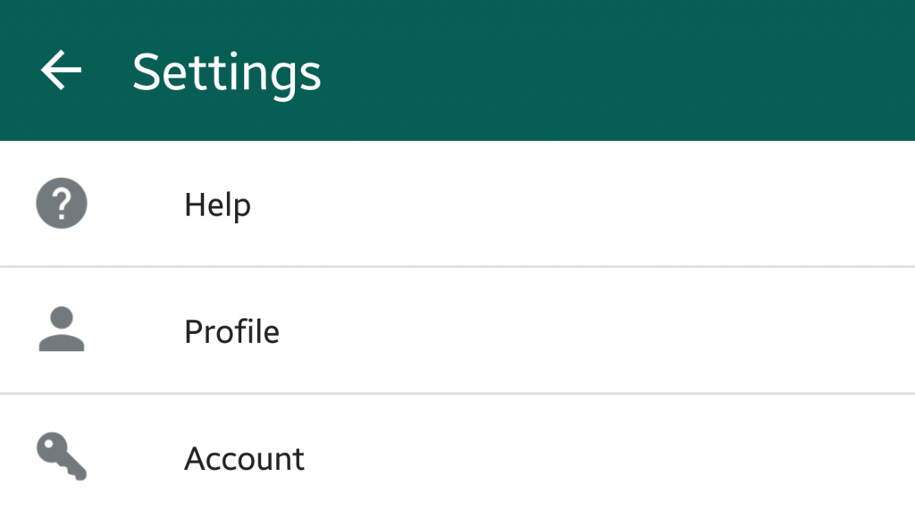 تغییر شماره واتساپ بدون از دست رفتن اطلاعات