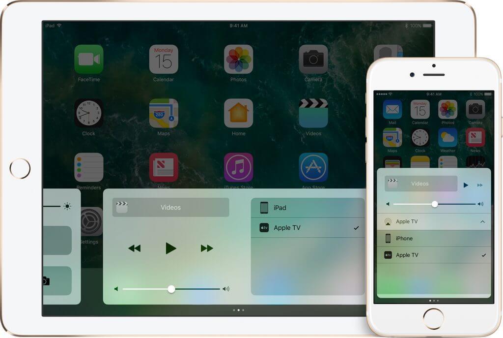 قابلیت AirPlay اپل