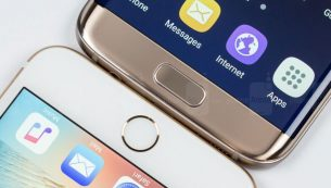 آموزش انتقال اطلاعات آیفون به یک گوشی سری گلکسی