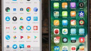 راهنمای خرید آیفون یا گوشی اندرویدی