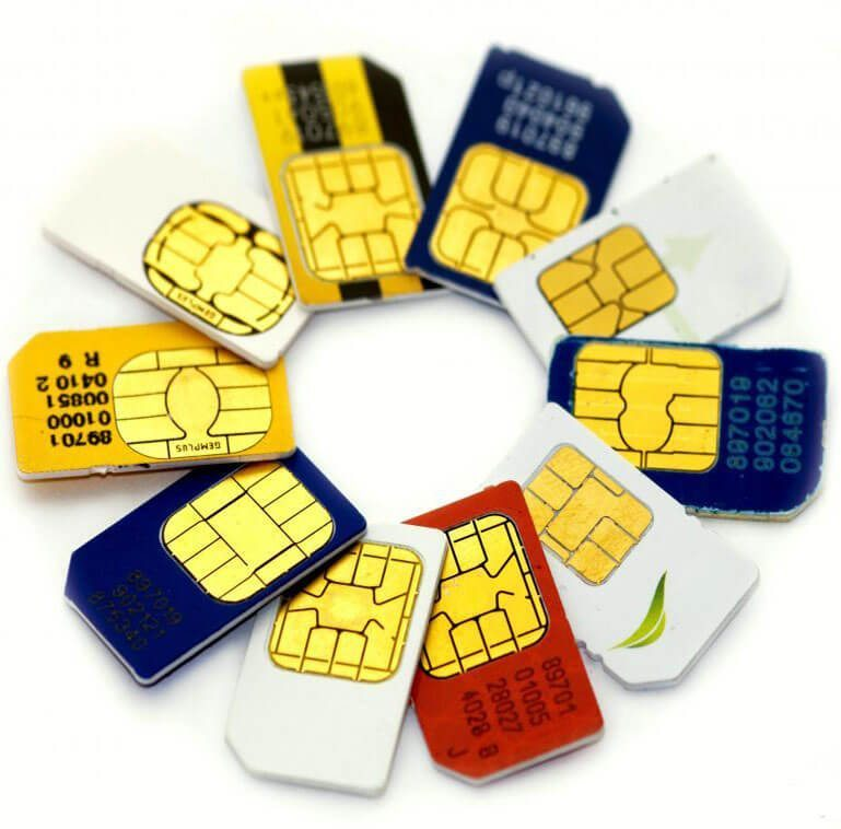 پیدا کردن شماره تماس سیم کارت find sim card phone number