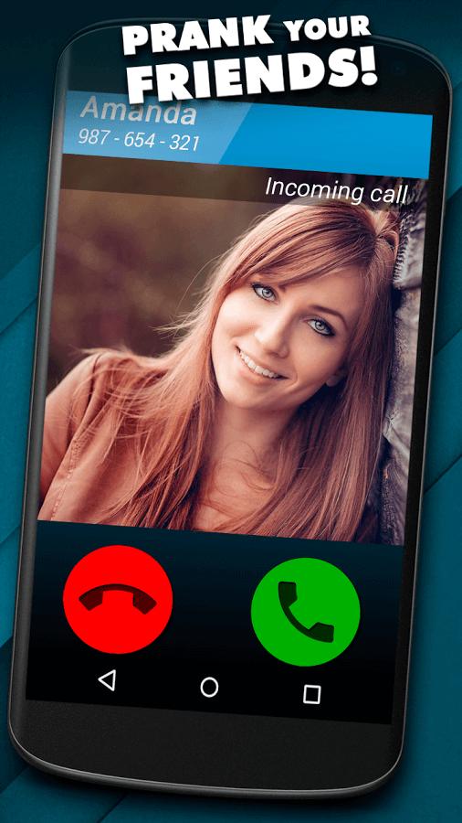 آموزش ساخت تماس جعلی در اندروید make fake call android