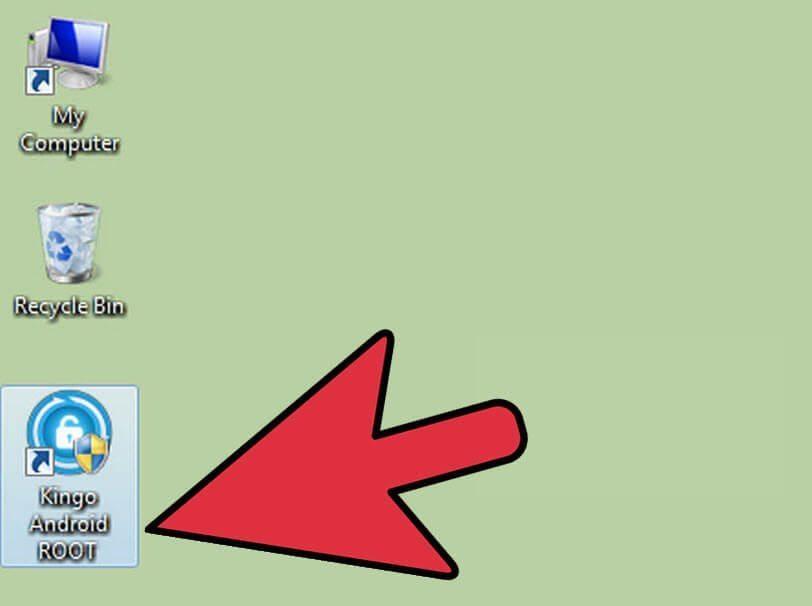 آموزش روت کردن اندروید با استفاده کینگوروت how to root android with kingo