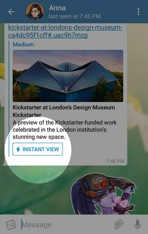 تلگرام 3.14 آخرین نسخه تلگرام telegram 3