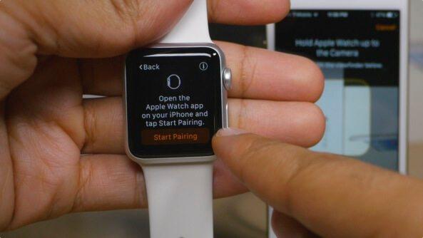 وصل کردن اپل واچ به آیفون