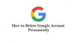 آموزش حذف اکانت گوگل؛ چگونه اکانت گوگل خود را حذف کنیم؟