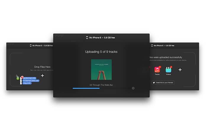 انتقال موزیک و ویدیو از کامپیوتر به آیفون