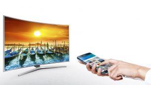 اتصال گوشی به تلویزیون سامسونگ با استفاده از برنامه Smart View