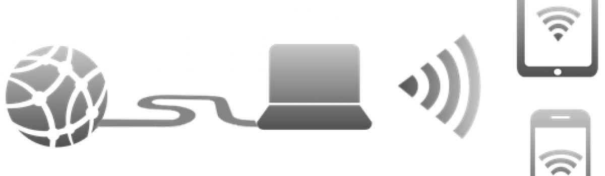 آموزش تبدیل کامپیوتر به مودم وایرلس