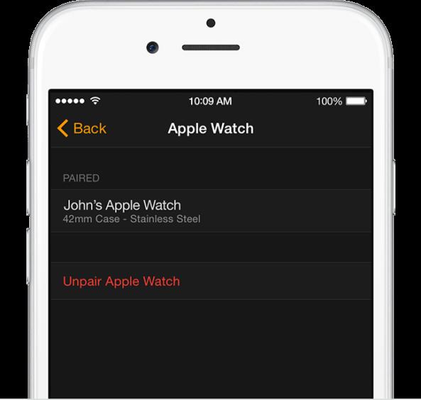 بکاپ گرفتن و بازیابی اطلاعات اپل واچ