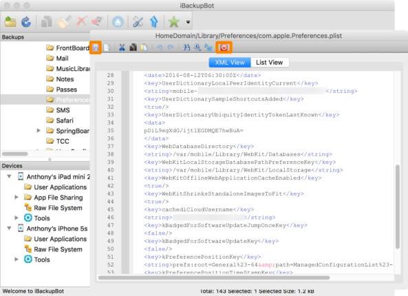 نمایش اعلان آپدیت سیستم عامل در آیفون