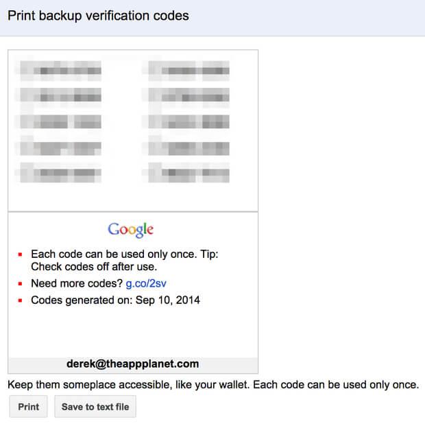 تایید دو مرحلهای (Two-Factor Authentication) اکانت گوگل