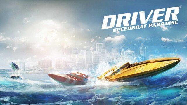 Driver Speedboat